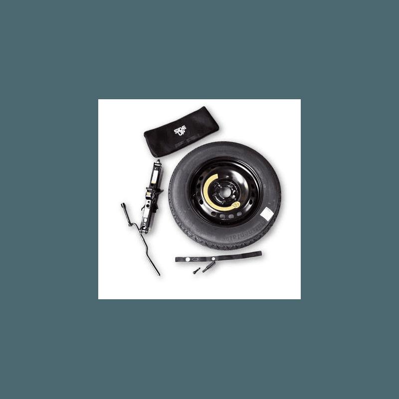 roue de secours jeep renegade bu 2014 2018 cric roue. Black Bedroom Furniture Sets. Home Design Ideas