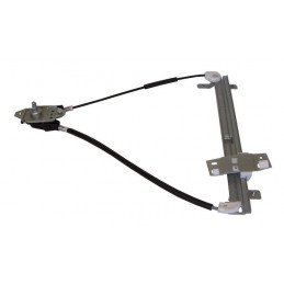 Mécanisme de lève-vitre manuel Jeep Wrangler TJ 1997-2006 - côté gauche // 55076025AD