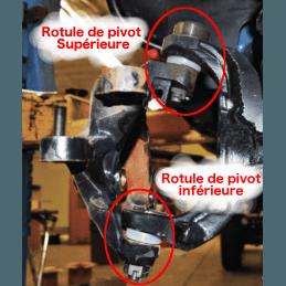 Rotules de pivot Jeep Wrangler JK 2007-2018 // 68004085AA