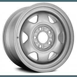 *Jante Origine Reconditionnée à neuf en Acier 6 Branches - 7x15/5x114.3mm Jeep Wrangler YJ TJ / Cherokee XJ KJ / Grand-Cherokee