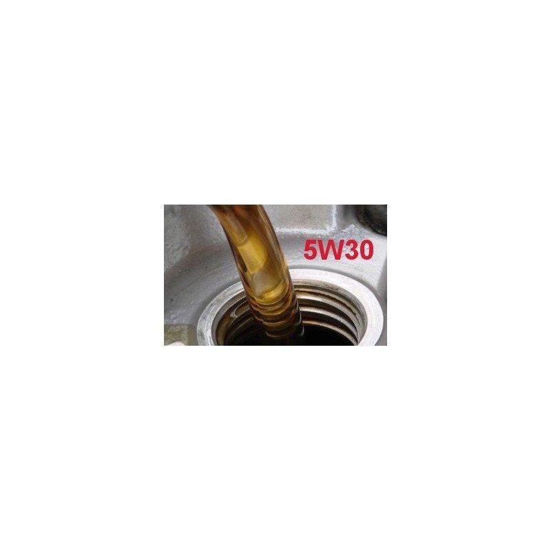 Huile moteur Jeep 5W30 100% synthèse ENERGY - en 5 Litres // 5W30-5L