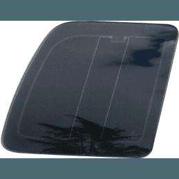 Custode / Vitre Arrière Droite Partie Fixe (côté coffre) - Teintée NOIRE - OCCASION - Jeep Cherokee KJ 2002-2007 // 55235922AD