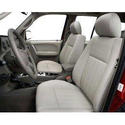 Siège Avant Gauche Conducteur Jeep Cherokee KJ 2002-2007 - Cuir, couleur Champagne - OCCASION // SIEGE-KJ-AVG-OCC