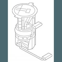 Module de pompe à carburant Jeep Grand Cherokee WK2 3.0L, 3.6L, 5.7L 2011-2015 -- 5145583AD