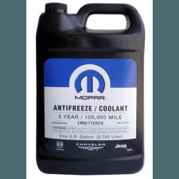 Liquide refroidissement antigel ORIGINE CONSTRUCTEUR JEEP Concentré - ROUGE - Norme MS-9769G -5ans/160000kms -- 68048953AC