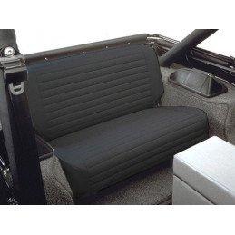 Housse de banquette arrière noir Jeep Wrangler YJ 1987-1995 --  29223-15