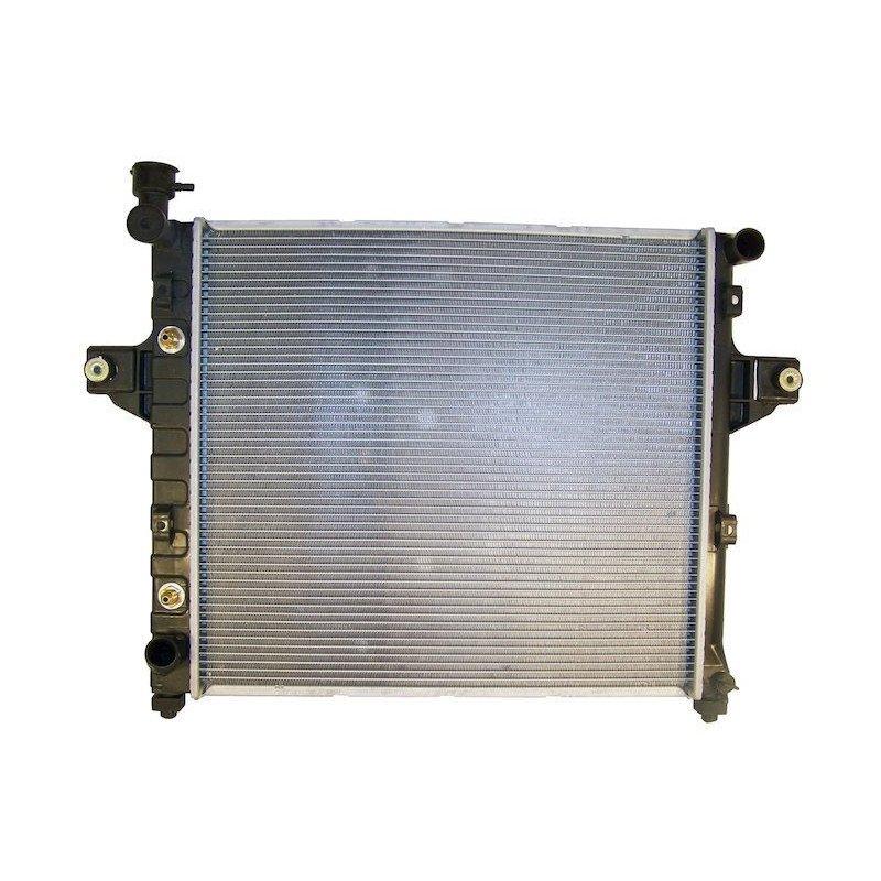 Radiateur de refroidissement moteur Jeep Grand-Cherokee WJ 4.0L 6 Cyl. 1999-2004 // 52079428AC