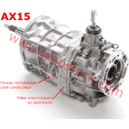 BASE / Boite de vitesse Jeep OCCASION AX-15