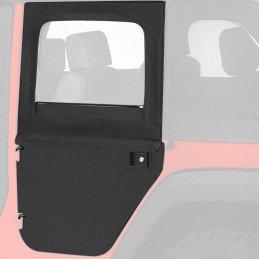 Portes Arrières complètes en 2 parties séparables (gauche + droite) Jeep Wrangler JK 2007-2018 -- 51799-35