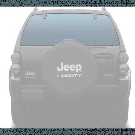 Lunette arrière / lunette de hayon Jeep Cherokee KJ 2002-2007 - Teinte CLAIR - OCCASION -- C-55360342-OCC