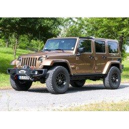 Jantes Alu Jeep Wrangler JK 2007-2018 - Wrangler JL 2018-2019 - Chrome, 8.5 x 18 pouces, déport -32mm // 1450.11