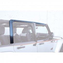 Entourage de portes Jeep Wrangler JK 4 Portes 2007-2018 sans toit ouvrant - RT Off Road -- RT25002