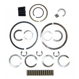 Kit d'accessoires Boite de vitesses AX5 - bagues et circlips - Jeep Wrangler TJ 1997-2002, YJ 1987-1995, Cherokee XJ 1984-2001