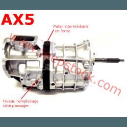 Boite de vitesse OCCASION Jeep Wrangler YJ 2.5L 1987 - 1995 AX-5 // GARANTIE 6 mois ou 10.000Kms! // AX5-YJ-87-95-occ