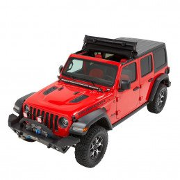 Toit ouvrant Bâche pour Hard Top Jeep Wrangler JL 2018-2020, Black Twill -- 52452-17