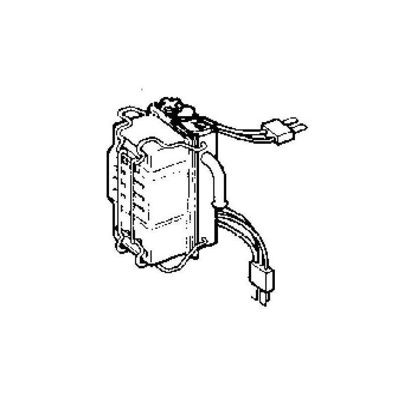 Support de filtre à gas-oil - Jeep Cherokee 2.1L 1984-1993 // 53001742-occ