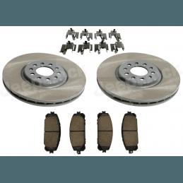 Disques de freins Jeep Cherokee KL | avant, paire | 4779884ACx2