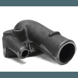 Boîtier de thermostat - Jeep Wrangler YJ 2.5L, 4.2L 87-90 / Cherokee XJ 2.5L, 4.0L 84-90 / CJ, SJ, J-Series // 33004856