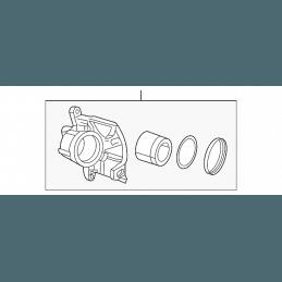 Etriers de frein Avant Gauche - Jeep Wrangler JK 2007-2018 / Cherokee KK 2008-2012 // 68044862AA