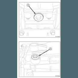 Kit vidange boite de vitesse Jeep Cherokee KJ   Manuelle 6 vitesses