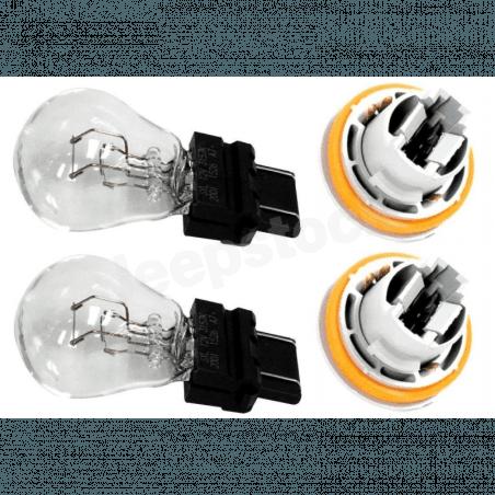 Ampoules RECUL Jeep Cherokee KJ, avec douille