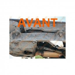 Kit Silent-blocs de caisse Jeep Wrangler YJ
