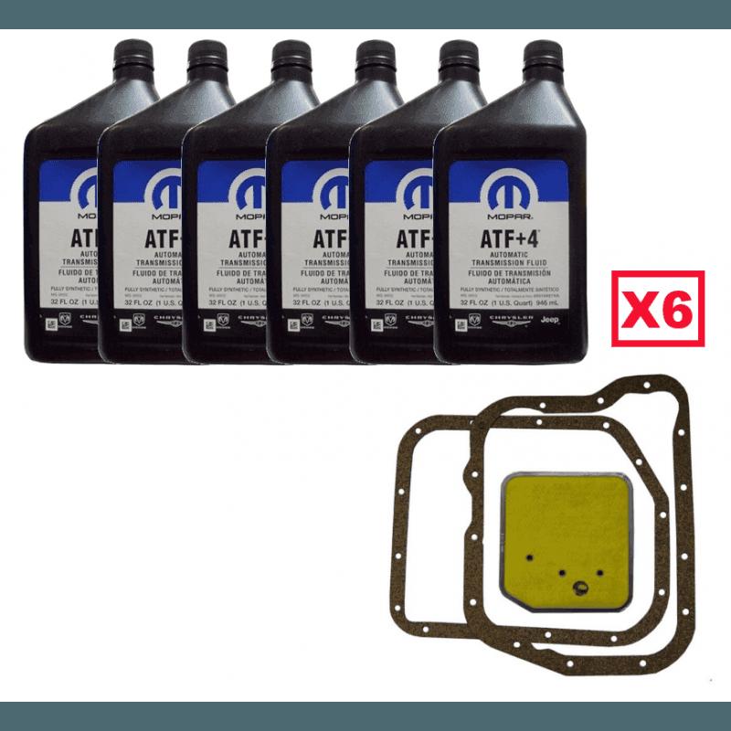 Kit vidange boite de vitesse Jeep Wrangler YJ, Automatique