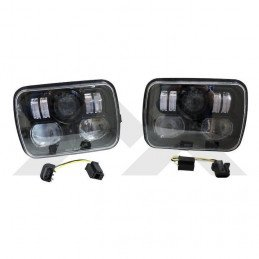 Phares LED performance Jeep Wrangler YJ et Cherokee XJ