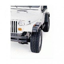 Extensions d'ailes Jeep Wrangler YJ de 1987 à 1995