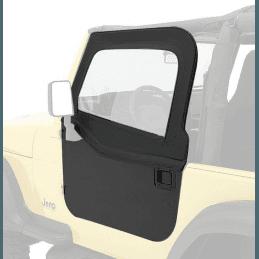 Demi-portes Jeep Wrangler 1980-1995 , Haut de demi-portes , BESTOP High-Rock®