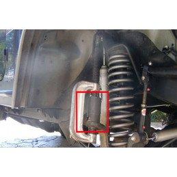 8a - Kit Extracteur de rotule de pivot + coupelles spéciales Jeep Cherokee - Wrangler Grand-Cherokee -- KIT-OTC7249