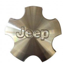 Cache-moyeu Jeep Grand Cherokee WJ de 1999 à 2004 , Gris argenté