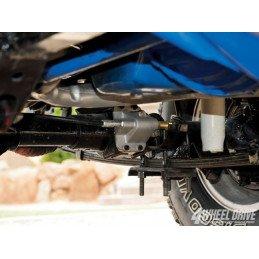 Kit suppression crabot pont avant Jeep Wrangler YJ rehaussée| Câble