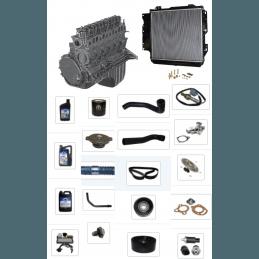 ▷ Bloc moteur 4.0L Jeep Wrangler TJ 96-98 | échange-standard