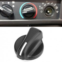 Bouton du Chauffage, Climatisation, Ventilation Jeep Wrangler TJ de 1999 à 2006