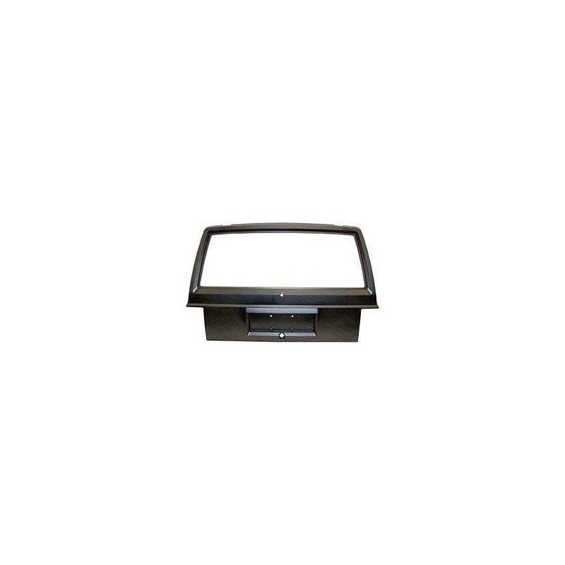 Hayon arrière polyester, avec lunette non collée (montage avec joint) - Jeep Cherokee XJ 84-96 // 55345947