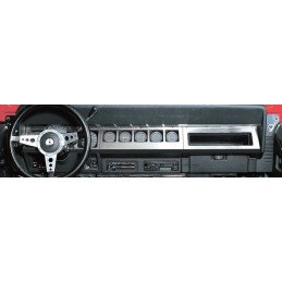 Enjoliveur de tableau de bord Inox Jeep Wrangler YJ 1987-1995 // RT34042