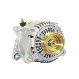 Alternateur 130A avec poulie RECONDITIONNÉ Jeep Cherokee 1995-2001 2.5L VM ,Grand-Cherokee WJ 3.1L VM 1999-2001 // 5015066AB