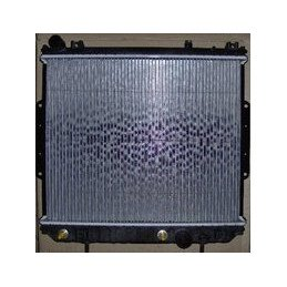 Radiateur de refroidissement moteur Jeep Grand-Cherokee WJ 3.1L TD VM - 1999-2001 OCCASION // 52079498AC-OCC