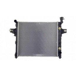 Radiateur de refroidissement moteur Jeep Grand-Cherokee WJ 4.7L V8 2001-2003 // 52079883AB