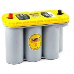 Batterie gel OPTIMA Jaune YTS 5.5 12V - 75Ah - Jeep Wrangler JK 2.8L CRD 2007-2013 // YTS 5.5-04727475AD