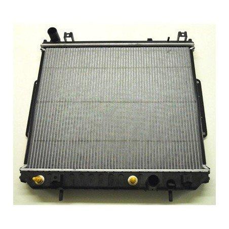 Radiateur de refroidissement moteur OCCASION pour Jeep Grand-Cherokee WJ 2.7L CRD Mercedes - 2002-2004 // 52079971AA