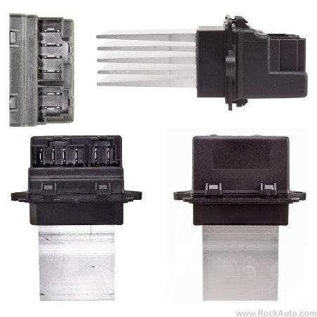 Résistance-Module Ventilateur de chauffage - Jeep Grand Cherokee WH 05-08 / Commander XK 06-08 / Liberty KK 10-12 // 4885482AC