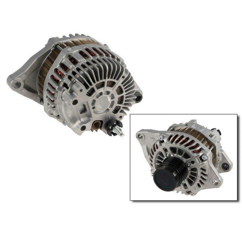 Alternateur Jeep Wrangler TJ 2.5L 1999-2002 - 4.0L 1999-2000 / 117A (remplace le modèle 81Amp) // 56028686AA