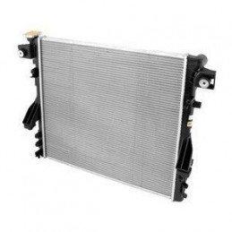 Radiateur de refroidissement moteur - Jeep Wrangler JK 2.8L CRD 2007-2013 // 55056634AB