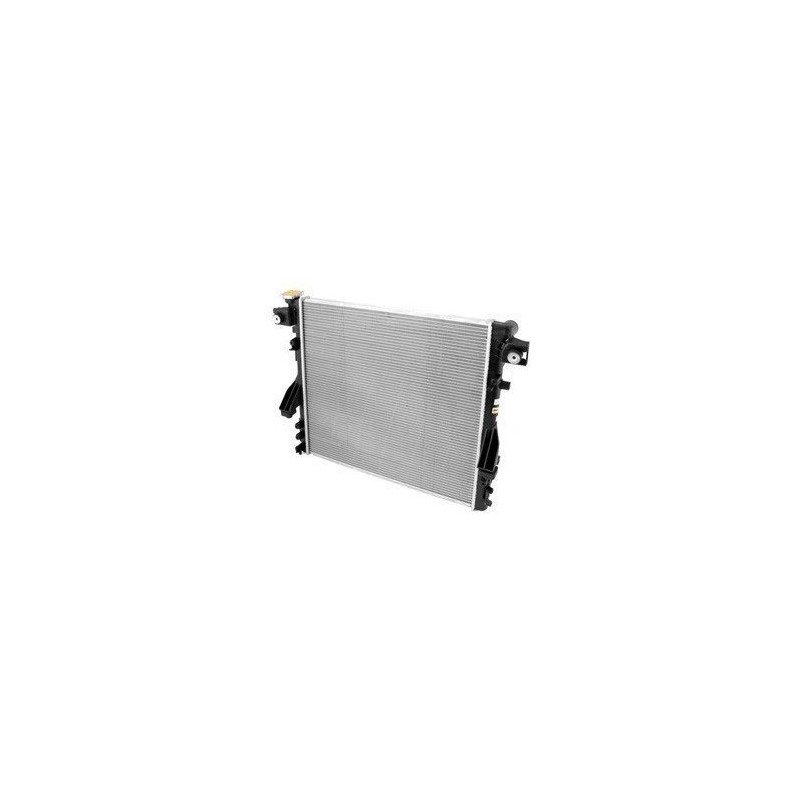 radiateur de refroidissement moteur jeep wrangler jk 2 8l crd 2007 2013 55056634ab. Black Bedroom Furniture Sets. Home Design Ideas