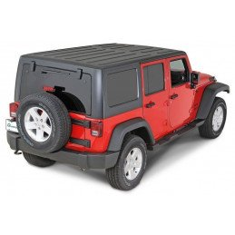 Hard Top complet Origine Jeep Noir - 4 Portes - Jeep Wrangler JK 2007-2013 // 82212527