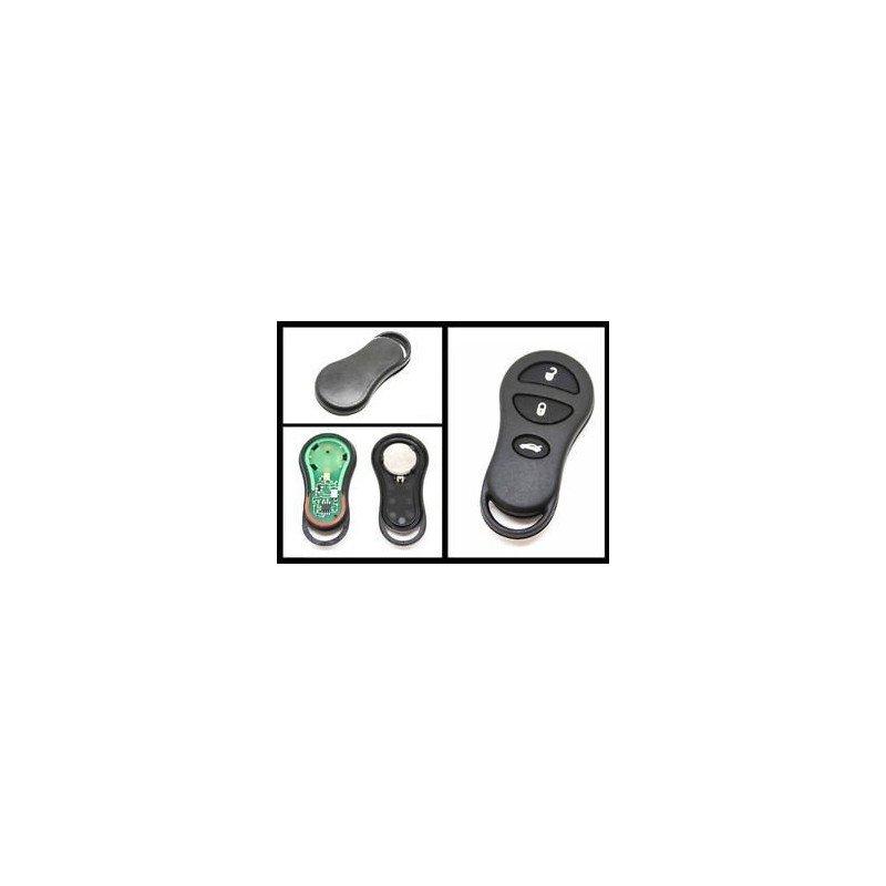 Télécommande trois boutons - grise - Jeep Cherokee KJ 02-07 // 04602261AB
