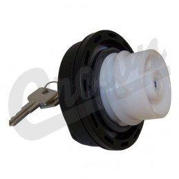 Bouchon de réservoir à clé Jeep Cherokee/Wrangler/Compass - Chrysler - Dodge 2000-2011 // 5015636AA