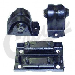 Kit Silent-blocs moteur & boite - Jeep Wrangler TJ 1997-2006 4.0L // 52019278K
